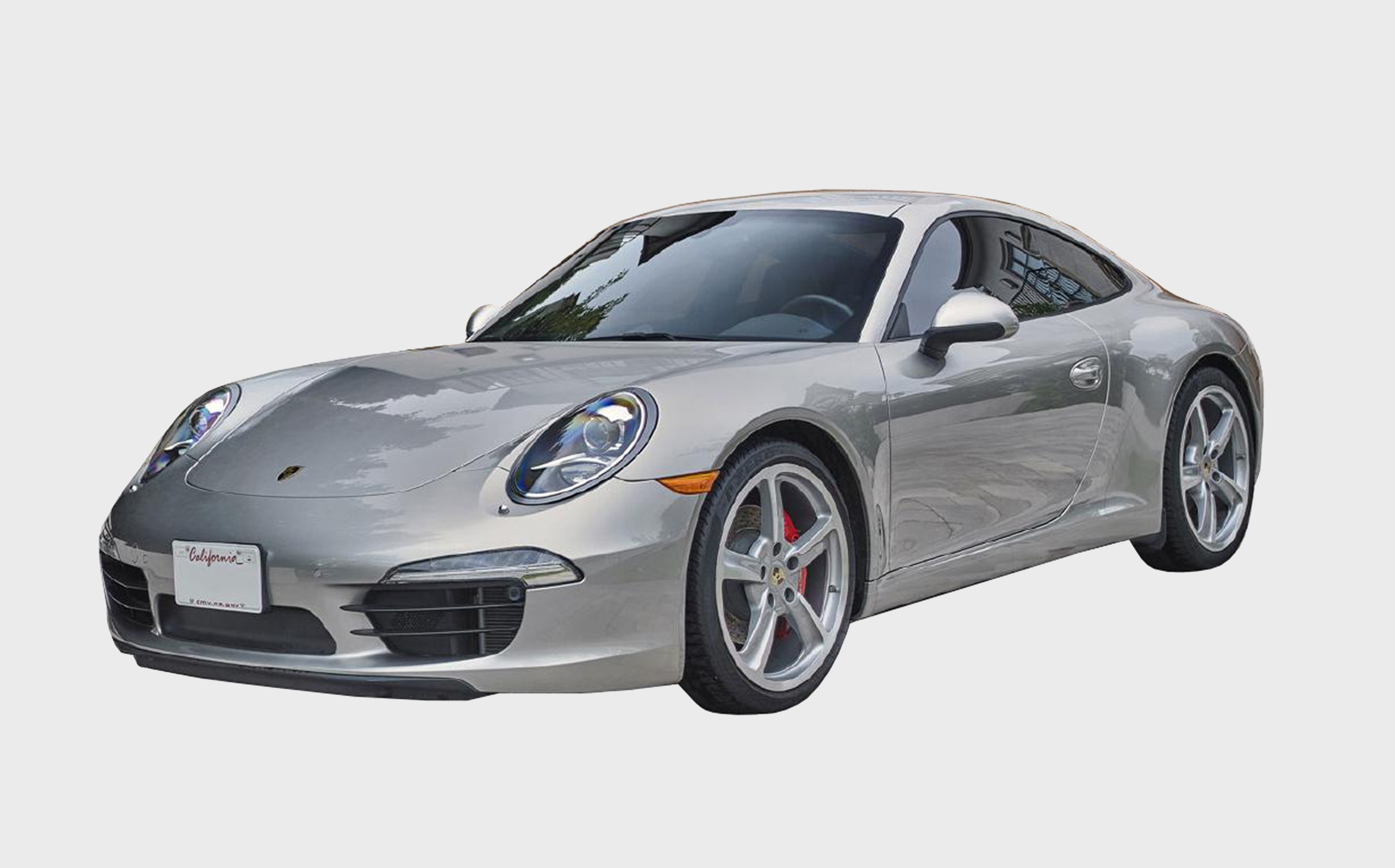 2012 Porsche 991 Carrera S Coupe