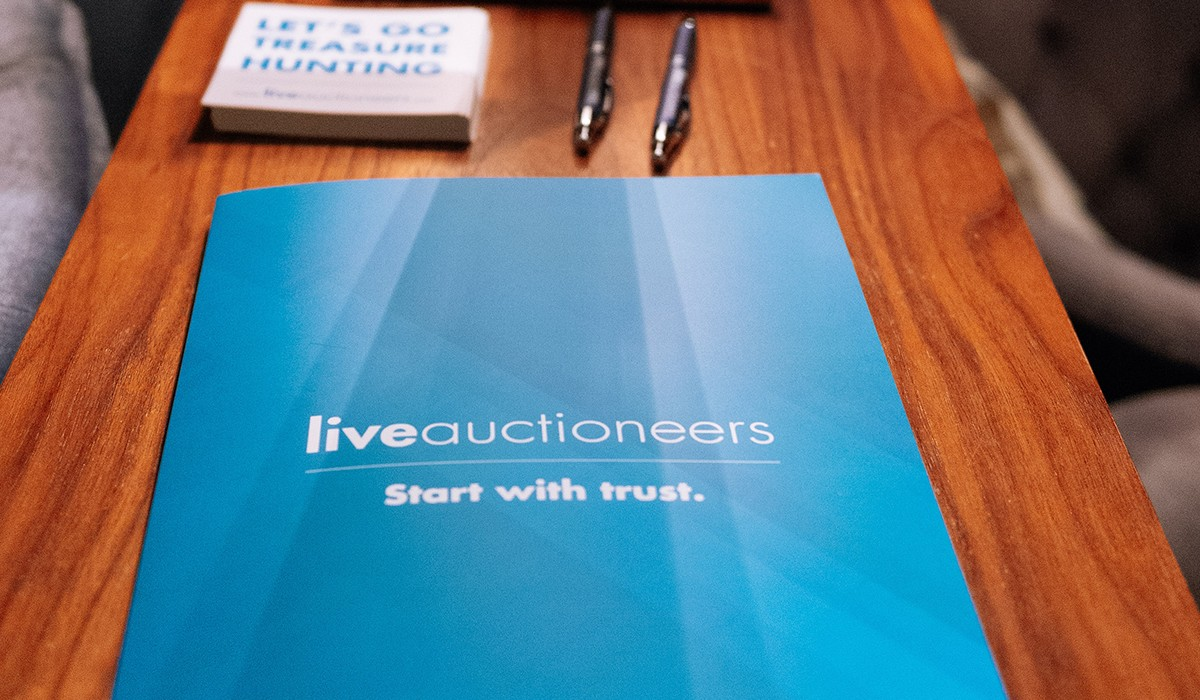 LiveAuctioneers Networking Event